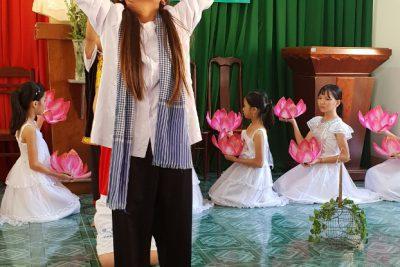 Đại Hội Liên Đội Trường PTDTNT THCS Và THPT Huyện Cư Jút Năm 2018-2019