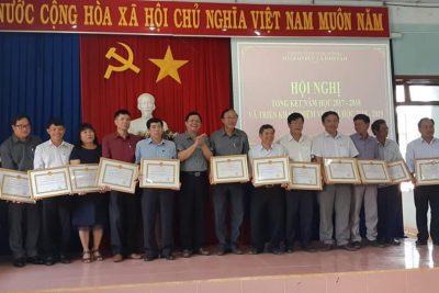 BẰNG KHEN CỦA UBND TỈNH ĐĂK NÔNG NĂM 2017-2018
